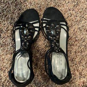Heels with jewels
